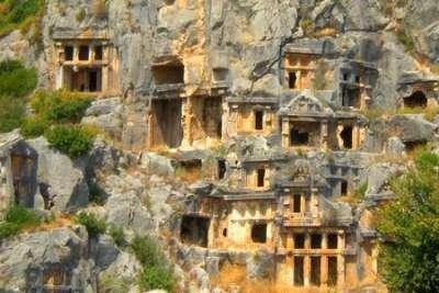 Экскурсия Мира-Кекова в Турции